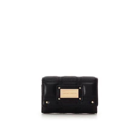 [型番:00072020205087]◇SAMANTHAVEGA(サマンサベガ)のチョコレート風カードケース板チョコをイメージしたデザインのカードケース。一見チョコのような見た目ですが、素材感が柔らかく、思わず触りたくなるカードケースです。裏地にはストライプ柄がデザインされており、ポイントです。