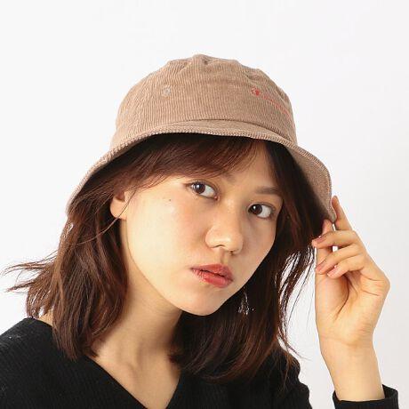ヤオキチ(YAOKICHI)の【ユニセックス】コーデュロイハット(帽子/レディース/メンズ)。人気のチャンピオンのコーデュロイハットです。ベーシックなデザインで男女ともに被れます。[型番:0ASFYA09]