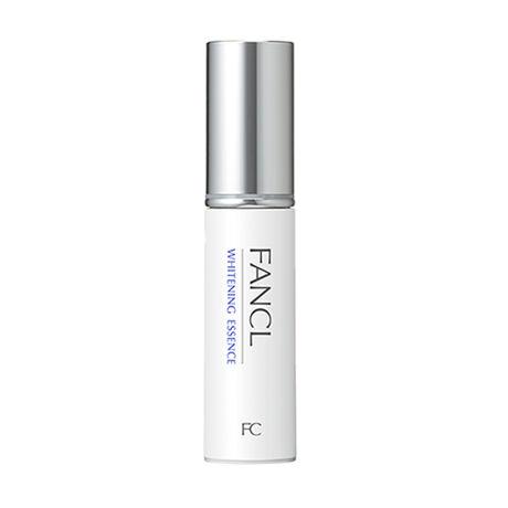 [型番:375621]「シミのはじまり」からブロックする薬用美白*美容液。<br/>肌にすーっと浸透し、澄みわたる肌へ速攻で導きます。<br/>美白有効成分「アクティブビタミンC」が酸化しやすいビタミンCを角層まで届けて持続的に働かせます。<br/>毎日のケアにプラスして透明感あふれる肌へ。しっとりみずみずしい感触で、すっと浸透する使用感。<br/>*美白とは、メラニンの生成を抑え、シミ・ソバカスを防ぐこと。化粧液で肌を整えた後、清潔な手のひらに適量(2プッシュ)を出し、顔全体に優しくなじませてください。<br/>使用順序:クレンジング→洗顔料→化粧液→「ホワイトニング エッセンス」→乳液開封後/60日以内 未開封/2年以内●防腐剤不使用・無香料・合成色素・石油系界面活性剤不使用