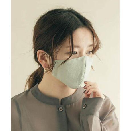 [型番:SM14-2JC001]【その日の気分に合わせて、カラバリマスク】SMELLYからカラーバリエーション豊富なカラーマスクが登場しました。やわらかなカラーリングで仕上げたマスクで、その日の気分に合わせて。耳紐は柔らかく伸縮するゴムになっており、ご自身のサイズに合わせて調整も可能。結び目は、布に入れ込むことですっきりスタイリッシュな姿でご着用頂けます◎・中性洗剤を使用しぬるま湯でやさしく手洗いをおすすめします。軽く押し洗いをしてください。・この製品は濡れた状態での摩擦で、多少色落ちする場合がございます。他の物と一緒に洗ったり濡れたままで他の物の上に放置したりしないでください。・使用回数が増えると耳紐が伸びることがあります。・マスクは感染(侵入)を完全に防ぐものではありません。・有害な粉塵やガス等の侵入を防ぐ目的で使用しないでください。・着用により気分が悪くなった場合や肌に異常などが現れた場合はご使用をおやめください。・本品は衛生商品のため、返品交換は致しかねますので、予めご了承ください。※商品画像は、光の当たり具合やパソコンなどの閲覧環境により、実際の色味と異なって見える場合がございます。予めご了承ください。 ※商品の色味の目安は、商品単体の画像をご参照ください。