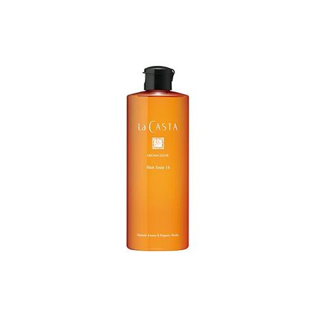 [型番:B2130121]カラーリングで傷んだ髪を心地よく洗い上げるシャンプー。メーカー型番:05438ヘアソープ16カラーなどで傷んだ髪を心地よく洗い上げるシャンプーです。L-CCコンプレックス(*1)や、カモミル(*2)などのエッセンシャルオイル、セージ葉エキス(*3)などのハーブエキスを配合。美しくつやめく髪へと誘います。華やかな気分に導くようなフローラルハーブの香りです。アミノ酸系弱酸性タイプ。(*1)コメヌカ油脂肪酸フィトステリル(毛髪に潤いを与える成分)、加水分解ハチミツタンパク(毛髪に潤いを与える成分)、ヒマワリ種子エキス(キューティクルを保護する成分)、加水分解シロガラシ種子エキス(キューティクルを保護する成分・毛髪に潤いを与える成分)、セテアラミドエチルジエトニウム加水分解コメタンパク(ダメージを補修する成分)による複合成分(*2)カミツレ花油。頭皮・毛髪を清浄にする成分。毛髪に潤いを与える成分。芳香成分(*3)毛髪に潤いを与え保護する成分。肌を引き締める成分<シャンプー/300ml/1種>