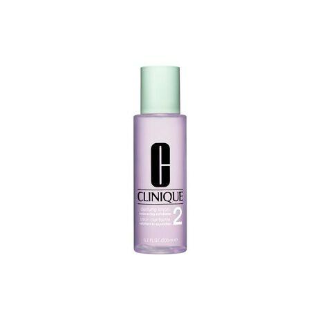 [型番:B079637]エクスフォリエーション効果のある、拭き取りタイプの角質ケア ローション。古い角質を穏やかに取り除き、透明感を引き出します。肌は明るくなり、潤いの浸透もよくなります。 スキンタイプ2用(乾燥~混合肌)<化粧水/100ml、200ml、400ml>[使用方法]1日2回ソープ洗顔後、コットンにローションをたっぷり含ませ、顔全体を優しく拭き取ります。目のまわりと唇は避けてください。