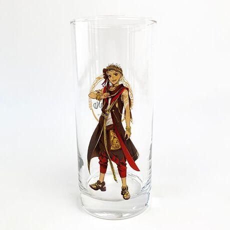 [型番:2142-SAN3427-4]大人気「ディズニーツイステッドワンダーランド」から、ロンググラスが新登場!飲み物がたっぷり入るサイズのグラスで普段使いにピッタリです。オシャレなデザインなので、インテリアやギフトとしてもおすすめです♪他のキャラクターのグラスも販売しているので是非ご覧ください☆