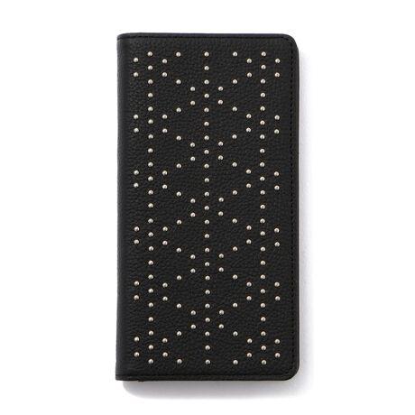 ロイヤルフラッシュのDemiurvo/デミウルーボ/METEOR/iPhone 11/BLK×SILVER。こちらは、iPhone 11 対応モデルです。  フランスのメゾンブランドも小物やバッグなどに採用する最高級フレンチレザーを使用しており、持つ人を高揚させる仕上がりです。ご使用上の注意・製品には本革を使用し生産されています。・自然素材である以上全てが均ーという事はなく、ひとつひとつとして同じ革がないとこるも本革の魅力です。・皮革の表面はキズがつきやすいので、丁寧にお取り扱いください。・革製品につき、水や湿気に弱いため使用上ご注意下さい。摩擦、汗、水濡れにより色落ちする可能性があります。・起毛革では性質上、毛落ち、色落ちが避けられません。・濃色品からは、白や淡色の衣類への色移行、淡色品では、逆に、黒やデニム等の衣類から色移行する場合がありますので充分ご注意ください。・革や同系の素材、ポリ袋、写真や印刷物等と密着すると色移行しやすく、一度移行すると浸透して落ちません。ボールペン、マジックインキの汚れも同様ですので、充分こ注意ください。・開閉用のマグネット(磁気金具)に、時計、磁気式定期券、カード等が接触しますと、狂いが生じたり、使用不能となる恐れがありますので充分ご注意ください。Demiurvo/デミウルーボ2017年10月にブランドがスタート。代表者自らフランスへ革の調達に向かい、レザータンナーと出会い、直接革の仕入を実現させました。タンナーは南フランス(スペインとフランスの国境)にある、HERMES・Louis Vuitton・Christian Diorなどフランスのメゾンブランドとも取引のある約100年続く老舗のタンナーです。本革を直接タンナーから仕入する事で、現在の価格で商品展開が出来ております。専任のデザイナーはおりません。シーズン毎にデザイナーを選定して、常に新しいアイデアを引き出せるような体制をとっている拘りあるブランドです。お手入れ方法・洗濯は出来ません。こ使用後は乾いた柔らかい布でからぶきしてください。・お手入れ用のクリーナー等をご使用の場合は必ず専用のも[型番:440920813-80]